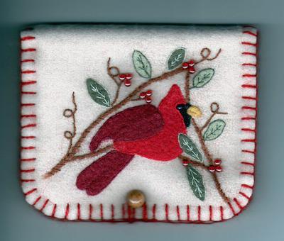 Felted-Cardinal