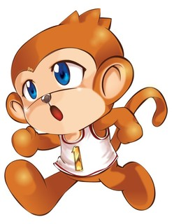 Character Design : AI Illustration - Athletic Monkey
